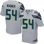 NFL Bobby Wagner Seattle Seahawks Elite Alternate Nike Jersey - Grey