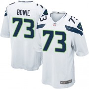 NFL Michael Bowie Seattle Seahawks Game Road Nike Jersey - White