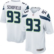 NFL O'Brien Schofield Seattle Seahawks Youth Limited Road Nike Jersey - White