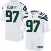 NFL Patrick Kerney Seattle Seahawks Limited Road Nike Jersey - White