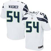 NFL Bobby Wagner Seattle Seahawks Elite Road Nike Jersey - White
