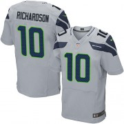 NFL Paul Richardson Seattle Seahawks Elite Alternate Nike Jersey - Grey