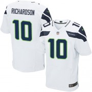 NFL Paul Richardson Seattle Seahawks Elite Road Nike Jersey - White