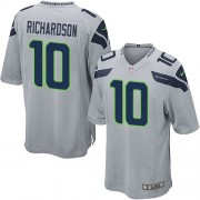 NFL Paul Richardson Seattle Seahawks Game Alternate Nike Jersey - Grey