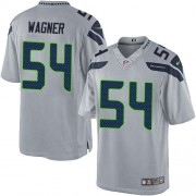 NFL Bobby Wagner Seattle Seahawks Limited Alternate Nike Jersey - Grey