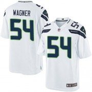 NFL Bobby Wagner Seattle Seahawks Limited Road Nike Jersey - White