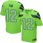 NFL 12th Fan Seattle Seahawks Elite Alternate Nike Jersey - Green