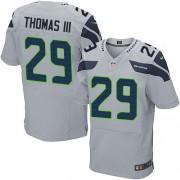 NFL Earl Thomas III Seattle Seahawks Elite Alternate Nike Jersey - Grey