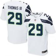 NFL Earl Thomas III Seattle Seahawks Elite Road Nike Jersey - White