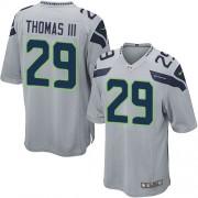 NFL Earl Thomas III Seattle Seahawks Game Alternate Nike Jersey - Grey