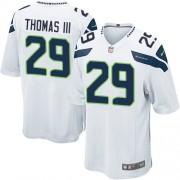 NFL Earl Thomas III Seattle Seahawks Game Road Nike Jersey - White
