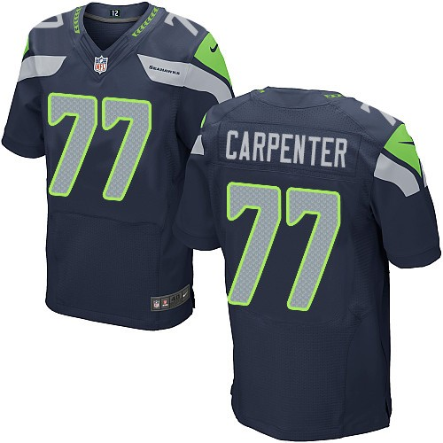james carpenter seahawks jersey