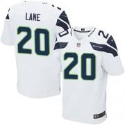 NFL Jeremy Lane Seattle Seahawks Elite Road Nike Jersey - White