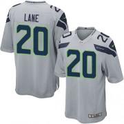 NFL Jeremy Lane Seattle Seahawks Game Alternate Nike Jersey - Grey
