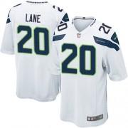 NFL Jeremy Lane Seattle Seahawks Game Road Nike Jersey - White