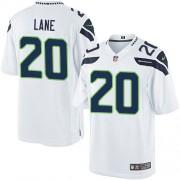 NFL Jeremy Lane Seattle Seahawks Limited Road Nike Jersey - White