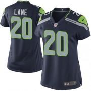 NFL Jeremy Lane Seattle Seahawks Women's Elite Team Color Home Nike Jersey - Navy Blue