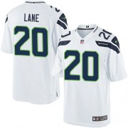 NFL Jeremy Lane Seattle Seahawks Youth Limited Road Nike Jersey - White