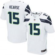 NFL Jermaine Kearse Seattle Seahawks Elite Road Nike Jersey - White