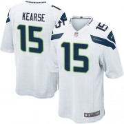 NFL Jermaine Kearse Seattle Seahawks Game Road Nike Jersey - White