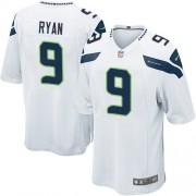 NFL Jon Ryan Seattle Seahawks Youth Elite Road Nike Jersey - White